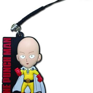 Phone Charm: One-Punch Man - SD Saitama