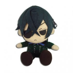 Black Butler: Ciel Sitting 7'' Plush