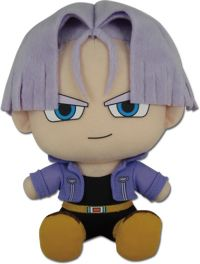 Dragon Ball Z: Future Trunks Sitting 7'' Plush
