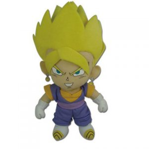 Dragon Ball Z: Super Saiyan Vegito 8'' Plush