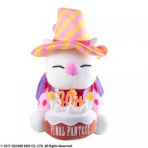 Final Fantasy: Moogle 30th Anniversary Plush