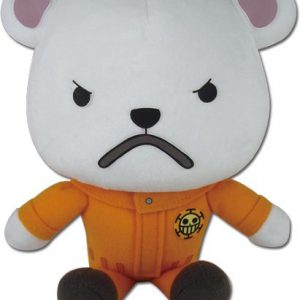 One Piece: Bepo Sitting 8'' Plush