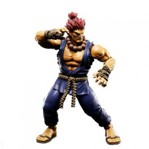 Street Fighter V: Akuma S.H.Figuarts Figures