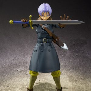 Dragon Ball XenoVerse: Time Patrol Trunks S.H.Figuarts Action Figure