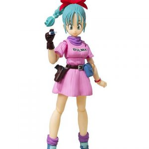 Dragon Ball: Bulma ~Adventure Begins~ S.H.Figuarts Action Figure