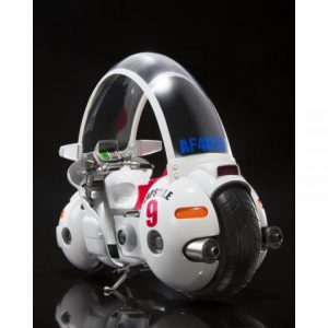 Dragon Ball: Bulma's Motorcycle Hoipoi Capsule No. 9 S.H. Figuarts Action Figure