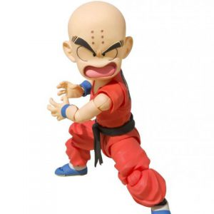 Dragon Ball: Kid Krillin S.H.Figuarts Action Figure