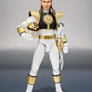 Power Rangers: White Ranger 2.0 S.H.Figuarts Action Figure