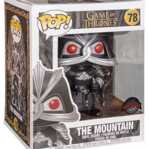 Game of Thrones: The Mountain 6'' Pop Figure (Special Edition)