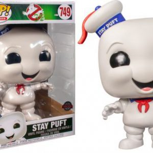 Ghostbusters: Stay Puft 10'' Pop Figure (Special Edition)