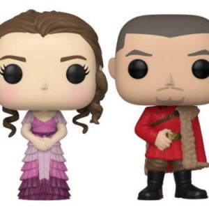 Harry Potter: Hermione and Krum (Yule) Pop Figures (2-Pack) (Special Edition)