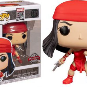 Marvel: 80th Anniversary - Elektra (First Appearance) Pop Figure (Special Edition)