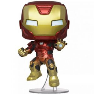 Avengers Game: Iron Man (Space) Pop Figure (Special Edition)
