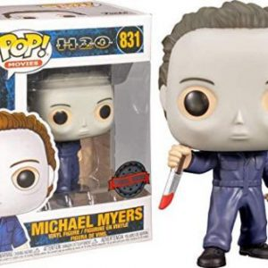 Horror Movies: Michael Myers Pop Figure (Halloween) (Special Edition)