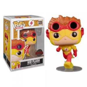Young Justice: Kid Flash Pop Figure (Special Edition)