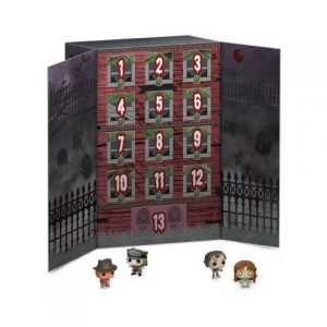 Advent Calendar: Horror Movies - 13-Day Spooky Countdown Assorted Figures (Display of 13)