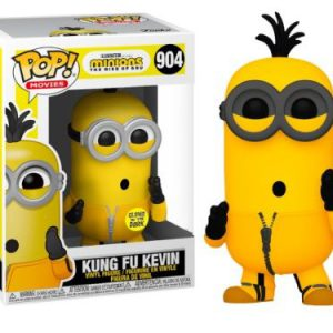 Minions Rise of Gru: Kung Fu Kevin (GITD) Pop Figure (Special Edition)