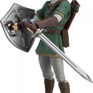 Zelda: Twilight Princess - Link DX Edition Figma Action Figure