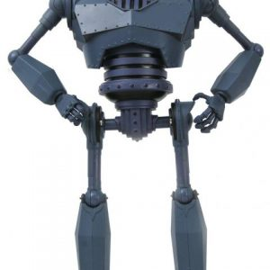 Iron Giant: Iron Giant (Cosmo Burger) Deluxe Action Figure (PX Exclusive) (SDCC 2020)