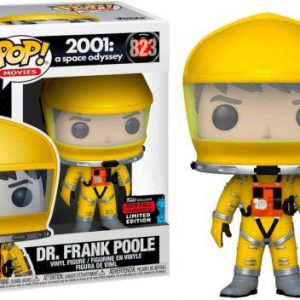 2001 Space Odyssey: Dr Frank Poole w/ Yellow Pop Figure (2019 Fall Convention Exclusive)