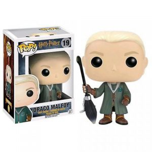Harry Potter: Draco Malfoy (Quidditch) Pop Figure (Special Edition)