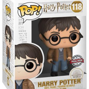 Harry Potter: Harry Potter (Two Wands) Pop Figure (Special Edition)