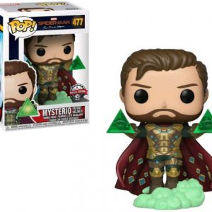 Spider-Man: Far From Home - Mysterio (Unmasked) Pop Figure (Special Edition)
