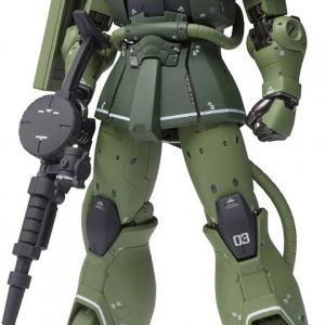 Gundam: Char's Zaku II Type C MS-06C Fix Figuration Metal Composite Action Figure