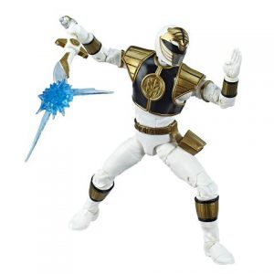 Power Rangers: White Ranger Lightning Collection Action Figure