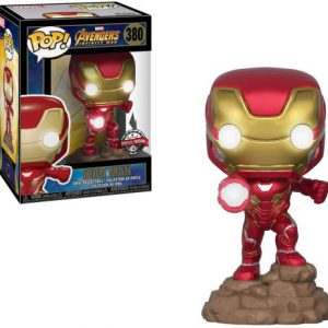 Avengers Infinity War: Iron Man (Electronic) Pop Figure (Special Edition)