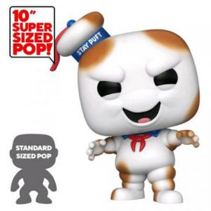 Ghostbusters: Stay Puft (Burnt) 10'' Pop Figure (Special Edition)