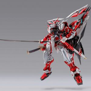 Gundam Seed Astrays: Red Frame (Alternative Strike) Metal Build Action Figure