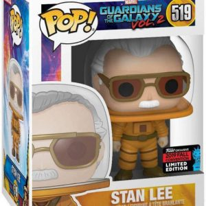 Stan Lee: Stan Lee (Guardians of the Galaxy) Pop Figure (2019 Fall Convention Exclusive)