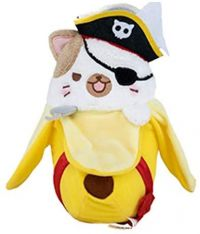 Funko Plush: Bananya- Pirate Bananya