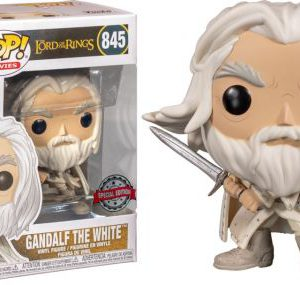 Lord of the Rings: Gandalf the White w/ Sword Pop Figure (Special Edition)