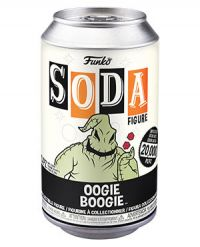 Nightmare Before Christmas: Oogie Boogie Vinyl Soda Figure (Limited Edition: 12,500 PCS)