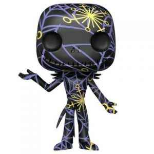 Nightmare Before Christmas: Jack #2 (Artist's Series) (Black/Yellow) w/ Case Pop Figure (Special Edition)