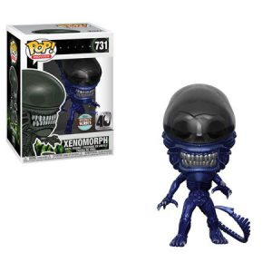Alien 40th: Xenomorph (Blue Metallic) POP Vinyl Figure (Specialty Series)