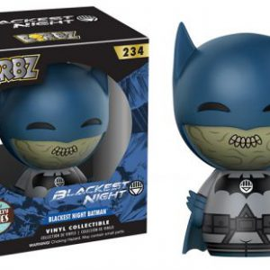 Green Latern: Blackest Night - Black Lantern Batman Dorbz Vinyl Figure (Specialty Series)