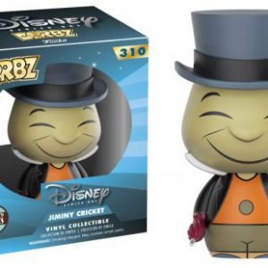 Disney: Jiminy Cricket Dorbz Vinyl Figure (Pinocchio) (Specialty Series)
