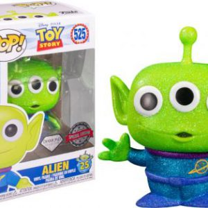 Disney: Toy Story 4 - Alien (Diamond) Pop Figure (Special Edition)