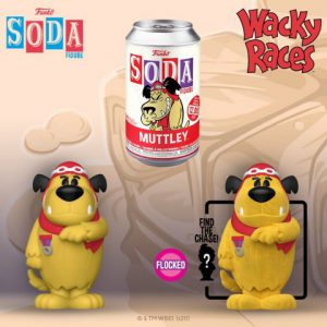 Hanna Barbera: Muttley Vinyl Soda Figure (Limited Edition: 12,000 PCS)