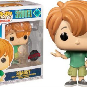 Scooby-Doo: Shaggy (Young) Pop Figure (Special Edition)