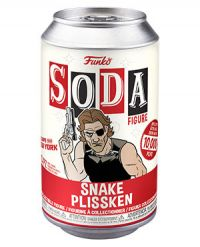Escape From NY: Snake Pliskin Vinyl Soda Figure (Limited Edition: 10,000 PCS)