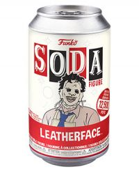 Horror Movies: Leatherface (Texas Chainsaw Massacre) Vinyl Soda Figure (Limited Edition: 12,500 PCS)