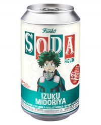 My Hero Academia: Deku Vinyl Soda Figure (Limited Edition: 20,000 PCS)