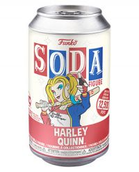 Suicide Squad: Harley Quinn Vinyl Soda Figure (Limited Edition: 12,500 PCS)