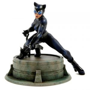 Batman: Catwoman Figure by Jim Lee