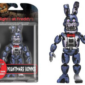 Five Nights At Freddy's: Nightmare Bonnie Action Figure