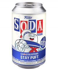 Ghostbusters: Stay Puft Vinyl Soda Figure (Limited Edition: 15,000 PCS)